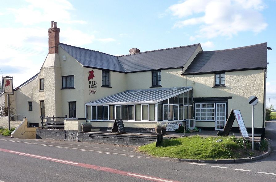 Red Lion, Peterstow