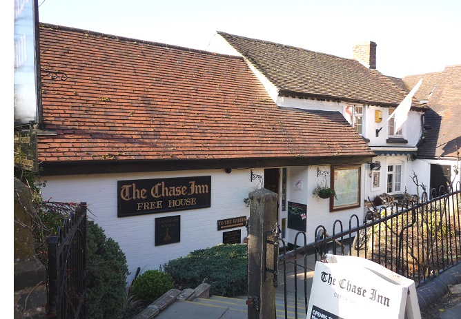 Chase Inn, Upper Colwall